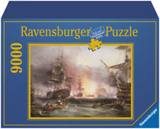 RAVENSBURGER  PUZZLE  9000 PIECE. BOMBARDMENT OF ALGIERS. ITEM.NR.17806. NEW