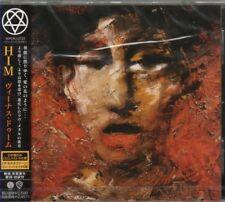 "HIM "" VENUS DOOM, CD JAPON+OBI PRECINTADO"""