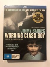 Jimmy Barnes Working Class Boy Collectors Edition Blu Ray Region New & Sealed