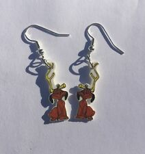 Max Earrings Grinch Who Stoled Christmas Charms Dog Charm
