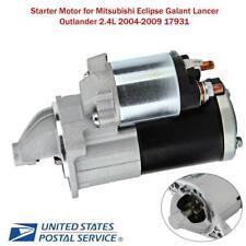 Starter For Mitsubishi Galant 2004-2012 Mitsubishi Lancer 2.4L 2378CC MN153444