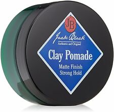 Clay Pomade, Jack Black, 2.75 oz