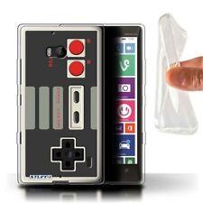 Étuis, housses et coques blancs en silicone, caoutchouc, gel pour téléphone mobile et assistant personnel (PDA) Nokia