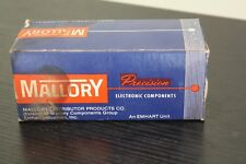 Mallory Electrolytic Capacitor HC8020 2000 MFD 80 VDC 21 0014 New in Box