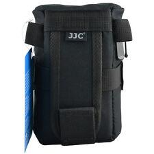 JJC DLP2 (S) weather-resistant nylon Deluxe Case Pouch for DSLR Lens below 150mm