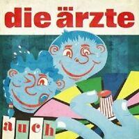 DIE ÄRZTE - AUCH  CD 16 TRACKS++++++++++++++++NEU