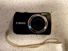Canon PowerShot A3300 IS 16.0MP Digital Compact Camera JHB2