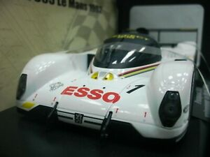 WOW EXTREMELY RARE Peugeot 905 Evo LM #1 Winner Le Mans 1992 1:18 Norev-Spark/GT