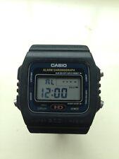 vintage casio digital watch DW-240. made in japan. water resistant to 200 metres