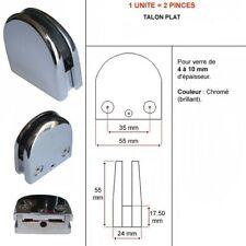 PINCE à VERRE - GLACES - GARDE CORPS