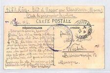 BM30 1916 Hungary Camel Post Card PTS