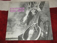 "SONIC YOUTH - Starpower 12"" EP USA Original"
