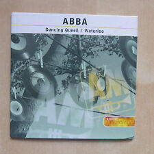 ABBA Dancing Queen / Waterloo USA only CD single in card sleeve Polydor 1998