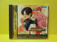 The King of Fighters 97 Sega Saturn SS