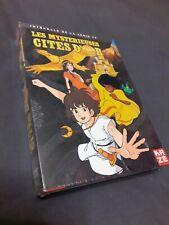 """Intégrale DVD de la série """"Les Mystérieuses Cités d'Or"""" version remasterisée."""