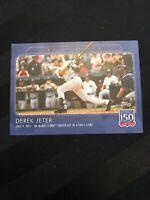 150 Years Of Baseball Derek Jeter #56 SSP/1156