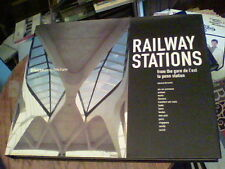 Railway Stations from the gare de l'est to Penn Station by alessia ferrarini wb1