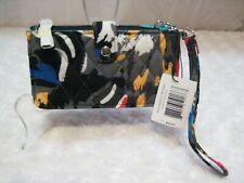 "VERA BRADLEY ""Splash Floral"" Factory (iPhone 6) Smartphone Wristlet (Orig.$59.)"