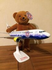 TUIfly OURS marque Boeing 737-800 Herpa 1:100 XL + ours marque NOUNOURS