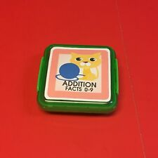 Kitten - Addition Facts 0-9 Matching Game 48 Cards with Storage box