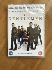 The Gentlemen DVD 2020 New & Sealed