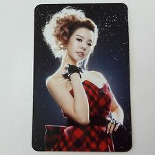 SNSD K-POP Girls' Generation SONE Original Limited SUNNY Photocard 1p Official