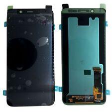 Samsung pantalla LCD kit completo gh97-21878a negro para Galaxy a6 plus a605 2018