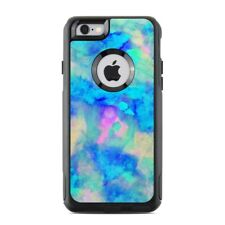 Skin for Otterbox Commuter iPhone 6/6S - Electrify Ice Blue - Sticker Decal