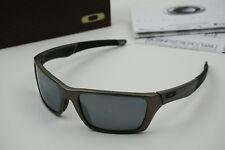 Oakley JURY OO4045-05 Distressed Silver/Black Iridium Polarized Sunglasses w/box