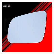 Heated Back Plate Tinted Mirror Glass - Summit ADRG-813BH - Fits Mercedes LHS