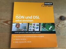 ISDN Und DSL Selbst Einrichten-Horst Frey-Buch-guter Zustand!