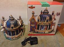 2003 Lemax Palace Ballroom Animated Building in Original Box. Lighted Works Good