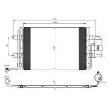 Capacitor Air Con - NRF 35227
