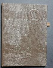 1947 Lafayette Indiana Jefferson High School State Champ yearbook-77 Autographs*