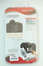 Protector rígido de pantalla para Nikon D5500