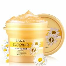 120g Gel Facial Cleansing Exfoliator Camomile Face Cream Face Scrub Deep Cleansi