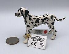 Papo Dog Dalmatian Male Animal Dog Figure 2011