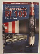 Kagero Book: Messerschmitt Bf 109  Early Versions - 108 photos, 103 graphics, 18
