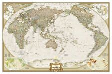 Poster Executive World atlas Pacific ca117x76cm #100194