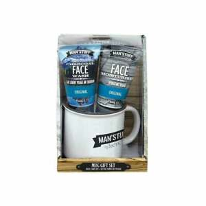 Technic Man'Stuff Mug & Men's Toiletries Gift Set