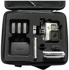 GoPro Hero 4 Carrying Case Travel Case Shockproof USA SELLER FAST FREE SHIPPING!