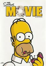 The Simpsons Movie - Homer Simpson (DVD, 2007, Canadian Widescreen)