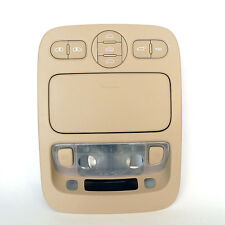 [Fit: KIA Sedona 2006-2014] OEM Genuine Beige Map Lamp Console 92821 4D100TW