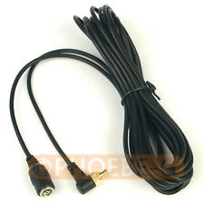 DSLRKIT 5M 16ft Male to Female PC Sync FLASH Cable with Screw Lock
