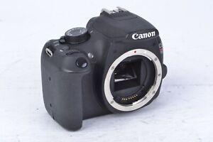 Canon EOS Rebel T5 18 MP Digital SLR Camera *READ* *AUCTION* #D37010