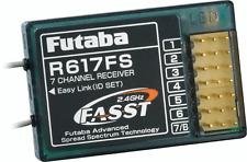 FUTABA R617FS RECEIVER FOR RADIO CONTROL MODELS £69.99