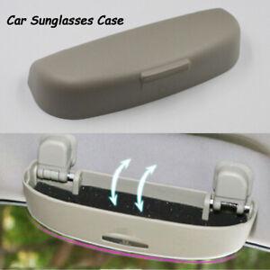 Auto Accessories Car Sunglasses Holder Glasses Case Cage Storage Box Universal