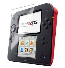 Film de protection écran + chiffon pour Nintendo 2DS