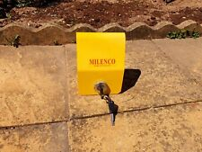 Milenco Caravan seurity hitch lock