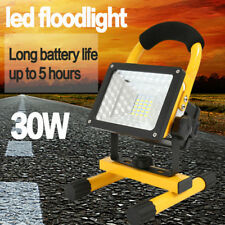 30W 24 LED Work Light Rechargeable Floodlight Security USB Outdoor Camping Lamp